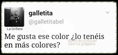 Me gusta ese color